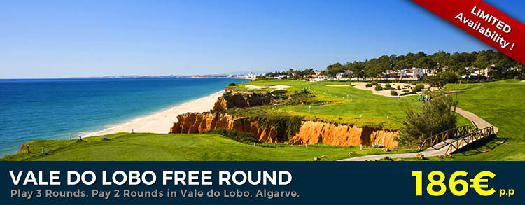 Portugal Golf Vale do Lobo Golf Course Teetimes