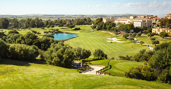 Barceló Montecastillo Golf - 1 Night BB & 1 Golf Round Stay&Play