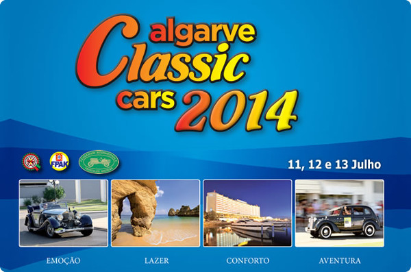 Tee Times Portugal Holidays - Algarve Classic Cars 2014