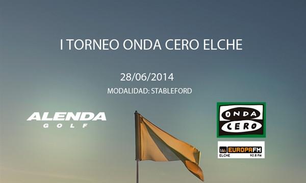 Tee Times Spain Golf - Alenda Golf - I Torneo Onda Cero Elche