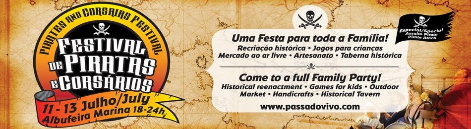 Tee Times Portugal Holidays - Pirates and Corsairs Festival - Albufeira Marina