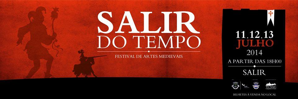 "Tee Times Portugal Holidays - Festival of Medieval Arts ""Salir do Tempo"" Salir (near Loulé), Algarve, Portugal 11-13th July 2014"