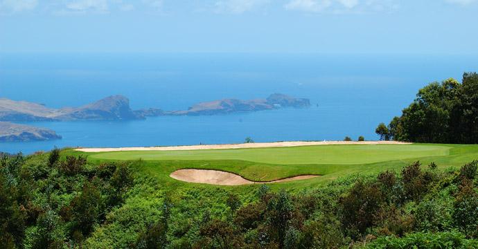 Tee Times Portugal Holidays - Santo da Serra Golf Course - Madeira Package