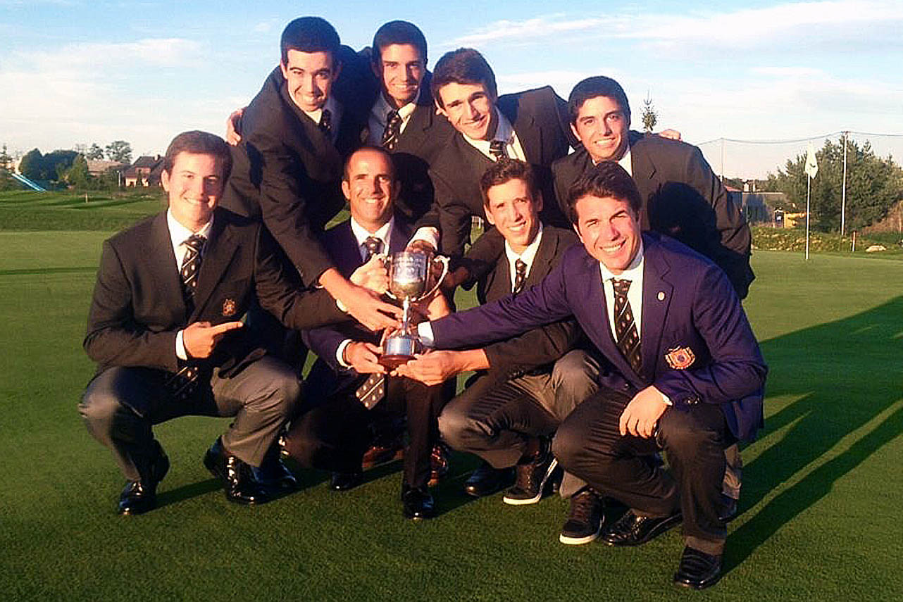 Tee Times Portugal Golf - National Boys Team Wins Europe's Second Golf Division