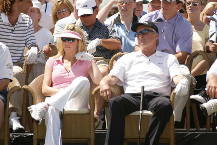 michael douglas and friends golf tournament