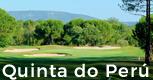 Quinta do Peru Golf Course