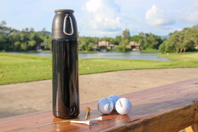 aluminium bottle golf course