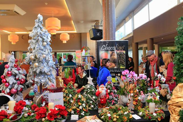 Christmas Market in Vale Do Lobo