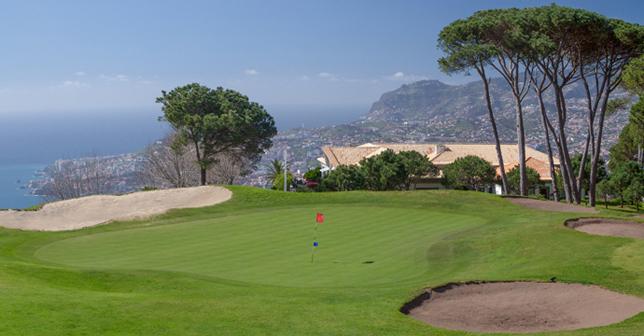 Palheiro Golf Course. Madeira declared Europe's 'up and coming' golf destination