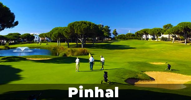 Vilamoura Pinhal Golf Course