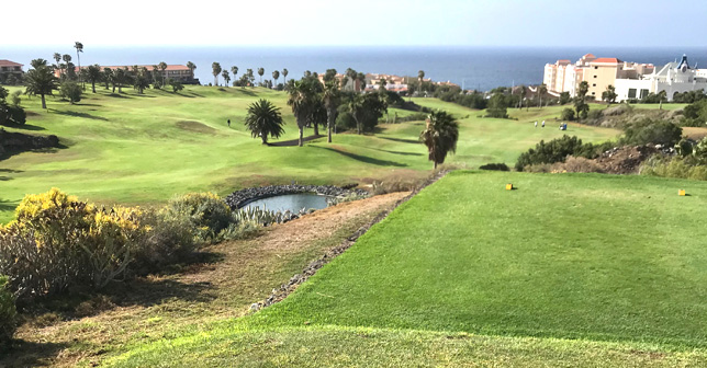 IAGTO Tenerife Golf Trophy