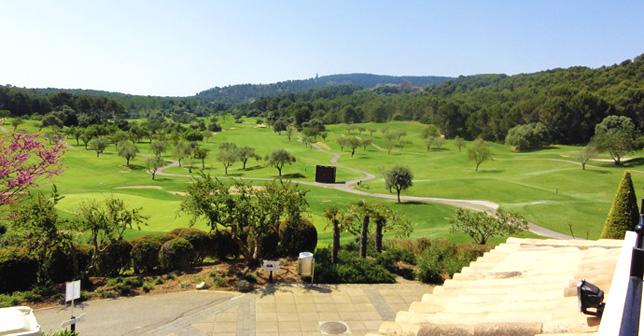 course renovations Golf Son Vida. Improvements at the legend Son Vida Golf Course