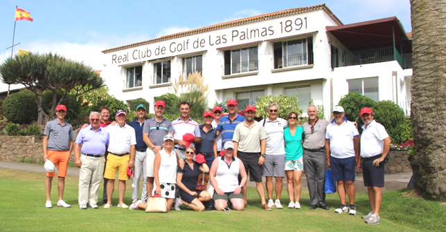 Fam Trip to Gran Canary. The first Club in Spain