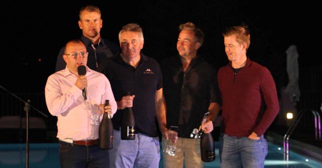 Portugal Masters 2019 pro-am Winners