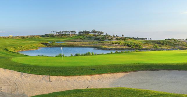 Portuguese Open 2020. Royal Obidos Golf Course