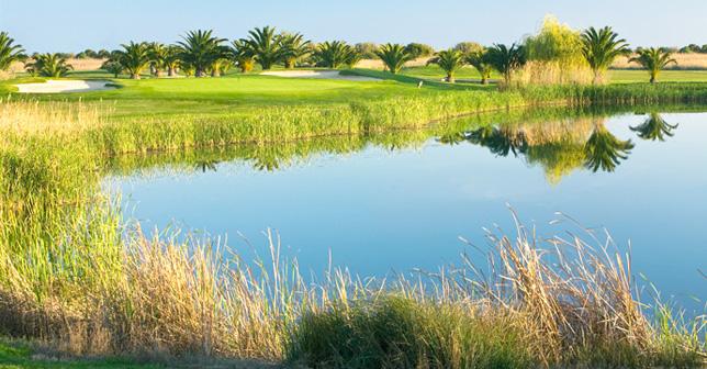 Vilamoura Laguna Golf Course. Dom Pedro Golf Collection