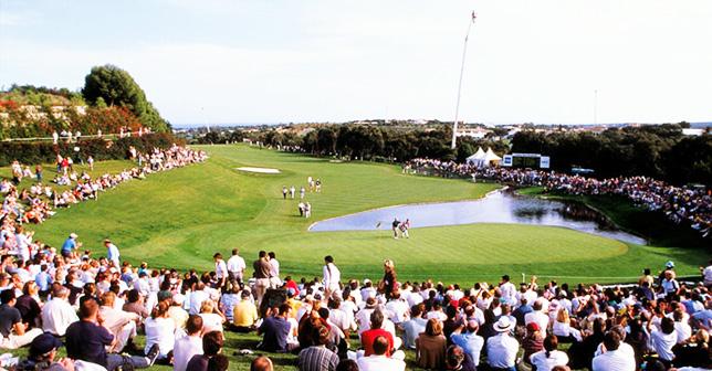 Ryder Cup in Valderrama Golf Club