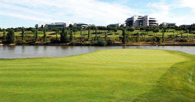 Golf Santander in Madrid
