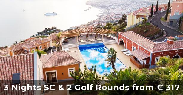 Palheiro Village Golf Gardens & Spa