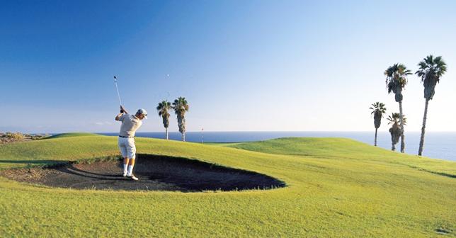 Golf Costa Adeje. European Golf Tour