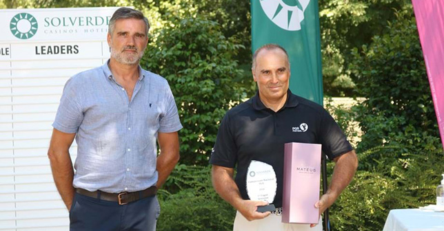 Portuguese PGA. Pedro Lima Pinto and Nelson Cavalheiro