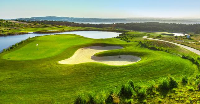 Royal Óbidos Golf Course. Challenge Tour