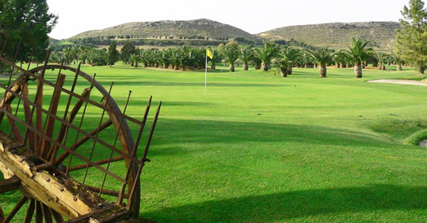 El Plantio Golf Course. Costa Blanca & Valencian Community are outraged by the closure of the golf courses and demand its controlled reopening
