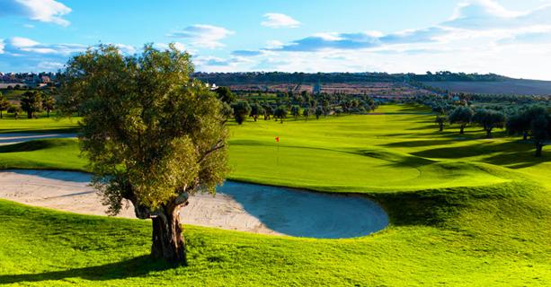La Finca Golf Course - Back to sunny Fairways