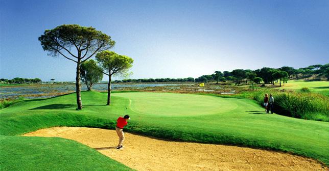 El rompido South golf course