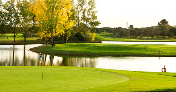 Golfe do Montado Golf Course. International Women's Amateur Golf Championship in Portugal