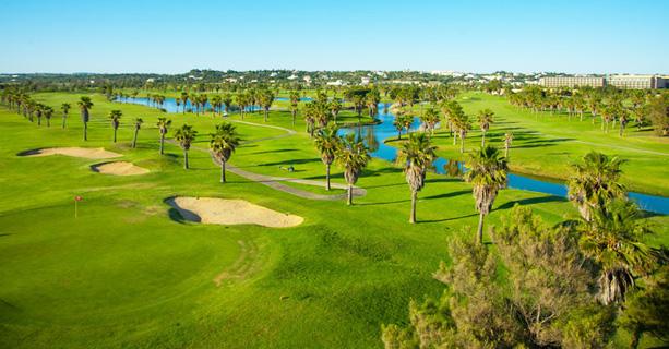 Salgados Golf Course. Golf Holidays Breaks in Algarve