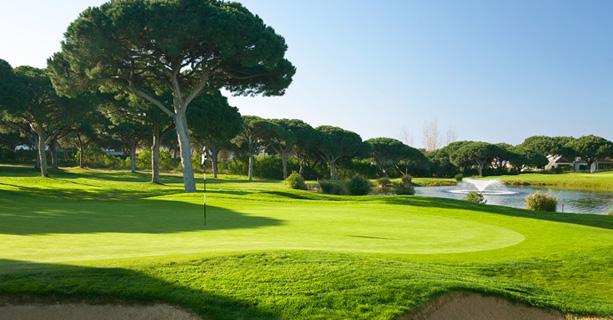 Vilamoura Pinhal Golf Course. Summer Fever