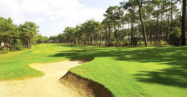 Aroeira Pines Classic Golf Course. Orizonte Golf Courses