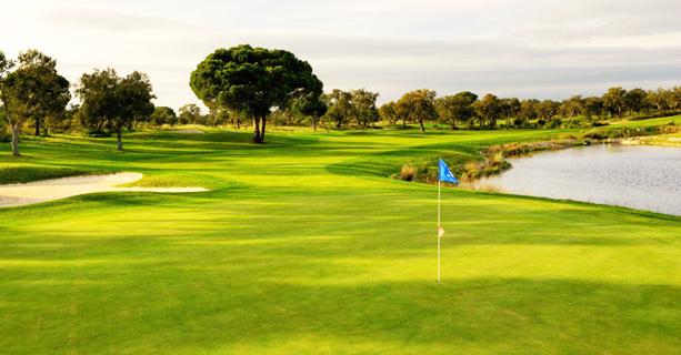 Ribagolfe Lakes Golf Course