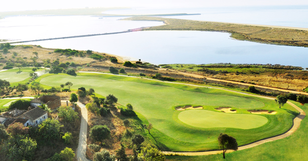 Palmares Golf Course. Golf in Portugal. Amazing Golf Courses