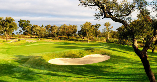 Ribagolfe Oaks Golf Course. open xira Golf & PRO-AM starting days