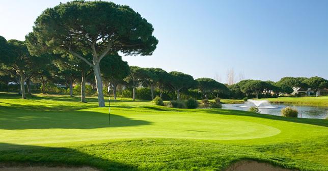 Vilamoura Pinhal Golf Course. Vilamoura - Algarve