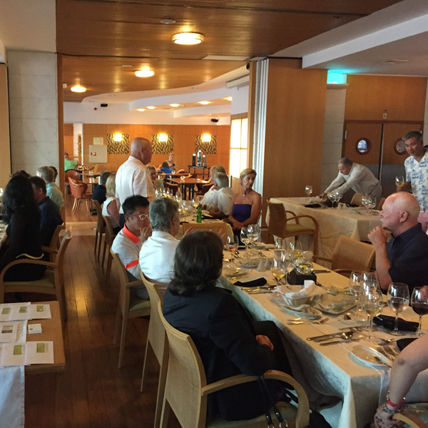 Teetimes Open Championship 2019 - Photo 30 3rd Day Dinner