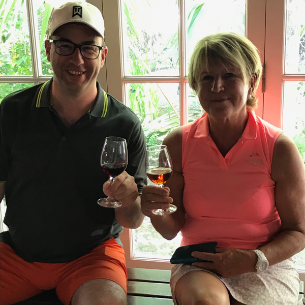 Teetimes Open Championship 2019 - Photo 25 Winery Tour JMF