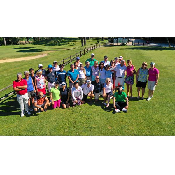 Teetimes Open Championship 2019 - Photo 19 Group Photo