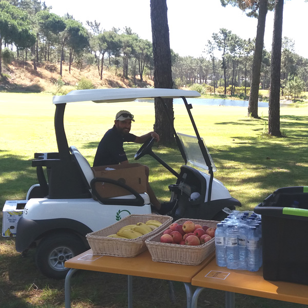 Teetimes Open Championship 2019 - Photo 17 Refreshments Station