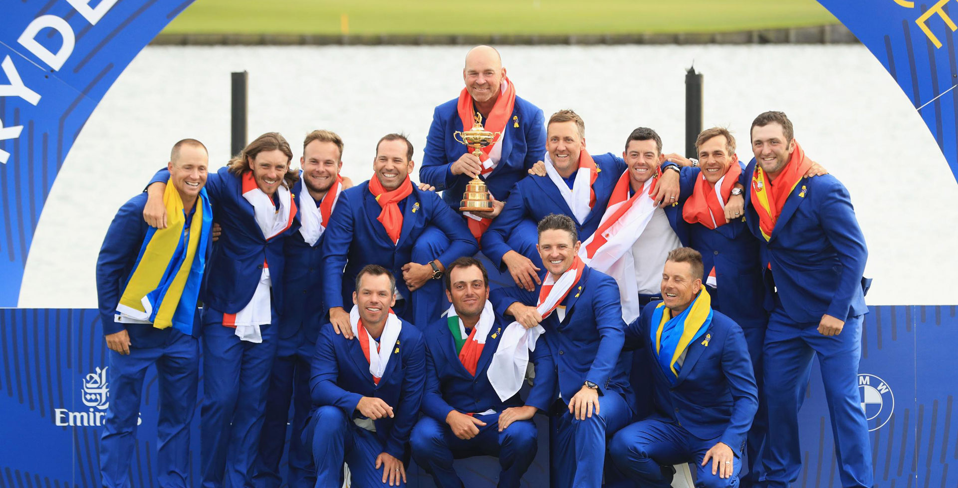 Ryder Cup - Go Europe