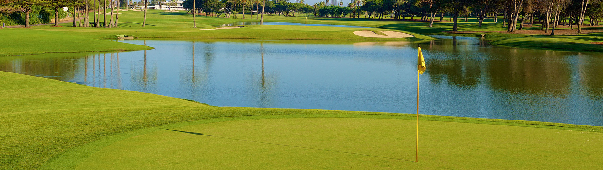 Real Sotogrande Golf Course - Andalusia Travel Assistance Insurance