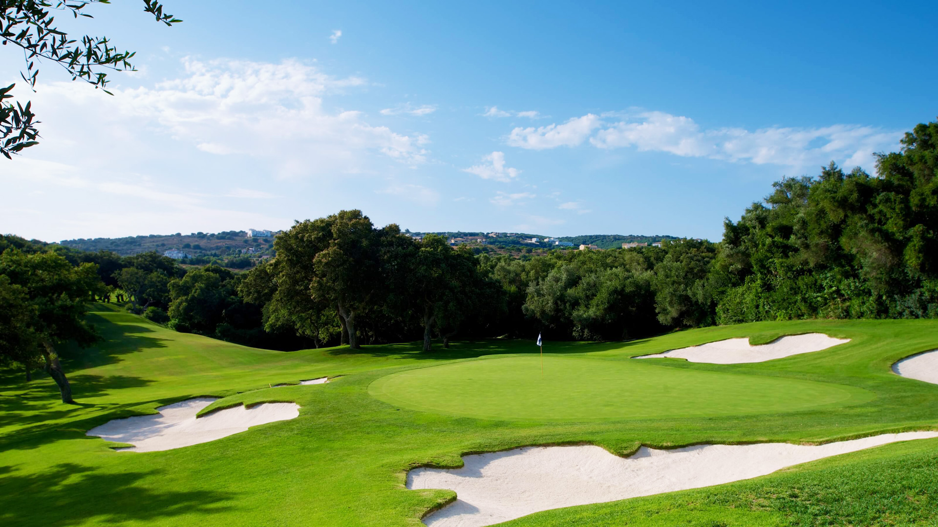 Valderrama Golf Club - Andalusia Travel Assistance Insurance