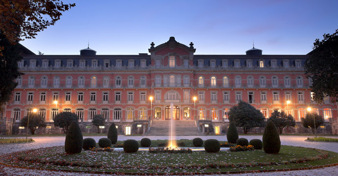 Vidago Palace - 3 Nights BB & Unlimited Golf Rounds
