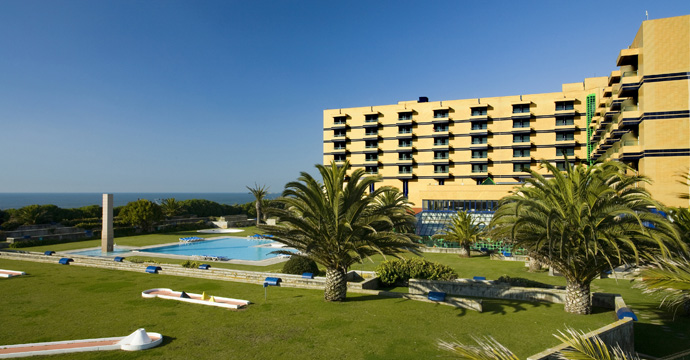 Hotel Solverde Spa and Wellness Centre - 4 Nights BB + Porto City Tour + 3 Golf Rounds