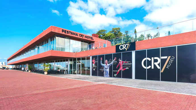 Pestana CR7 Funchal - 7 Nights BB & 5 Golf Rounds