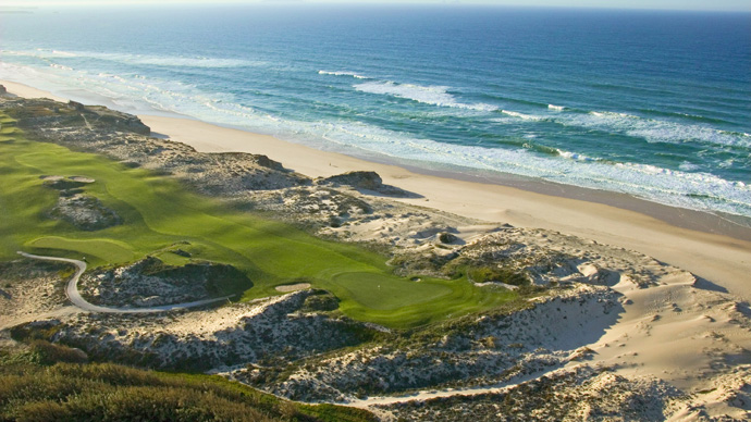 Portugal Golf Praia Del Rey & West Cliffs Two Teetimes