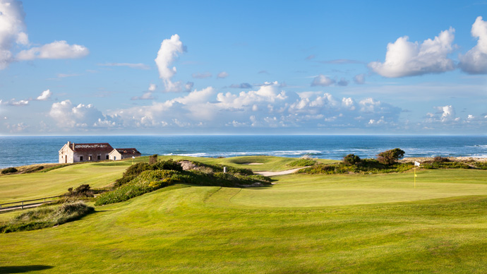 Portugal Golf Praia Del Rey & West Cliffs Three Teetimes