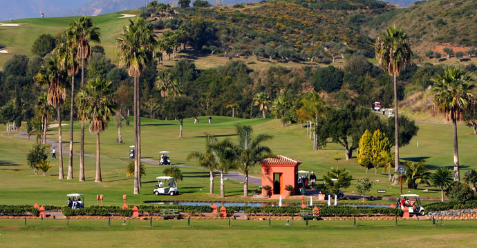 Spain Golf Courses | Santa Clara Marbella - Photo 1 Teetimes